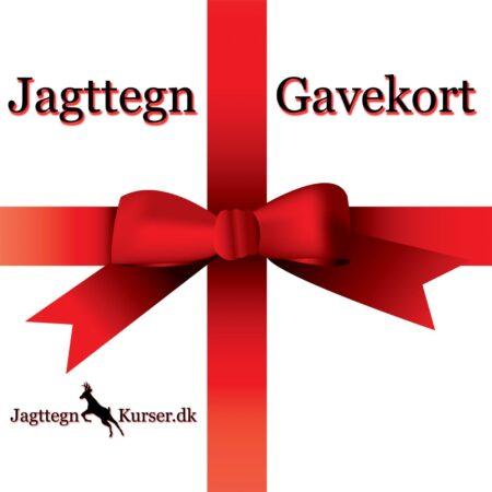 Gavekort Jagttegn København